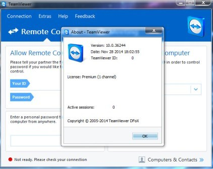 TeamViewer 15 crack and license code free download