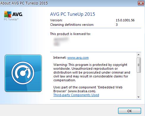 AVG PC TuneUP 2019 Product Key Generator Full Download