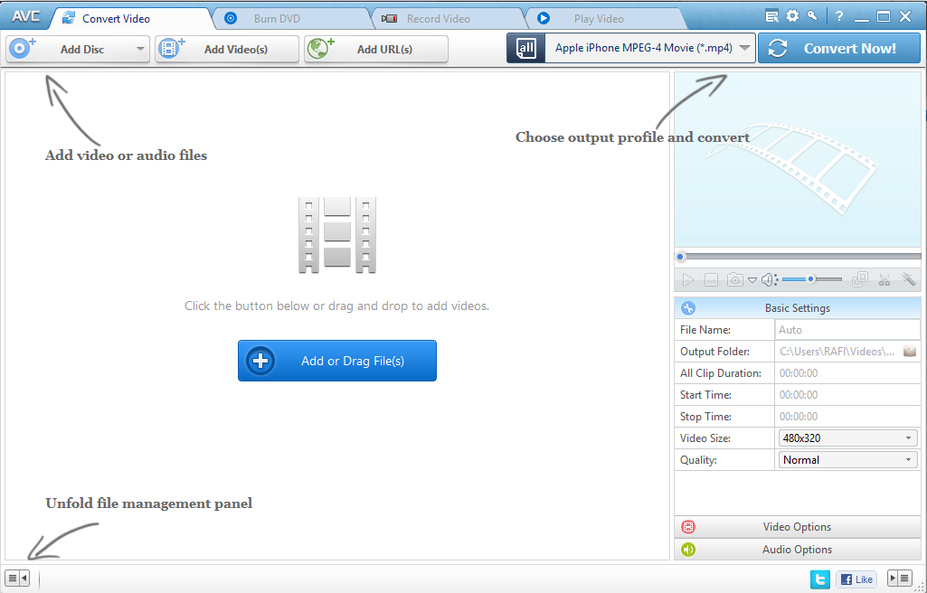 Any Video Converter Ultimate Latest Version 6.3.6 Crack Free