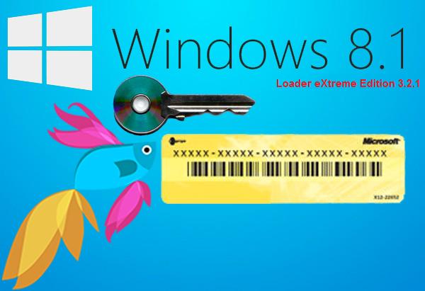 Windows 8.1 Loader By DAZ 2020