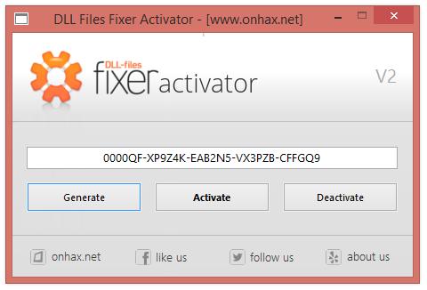 DLL files Fixer License Keys Free Download