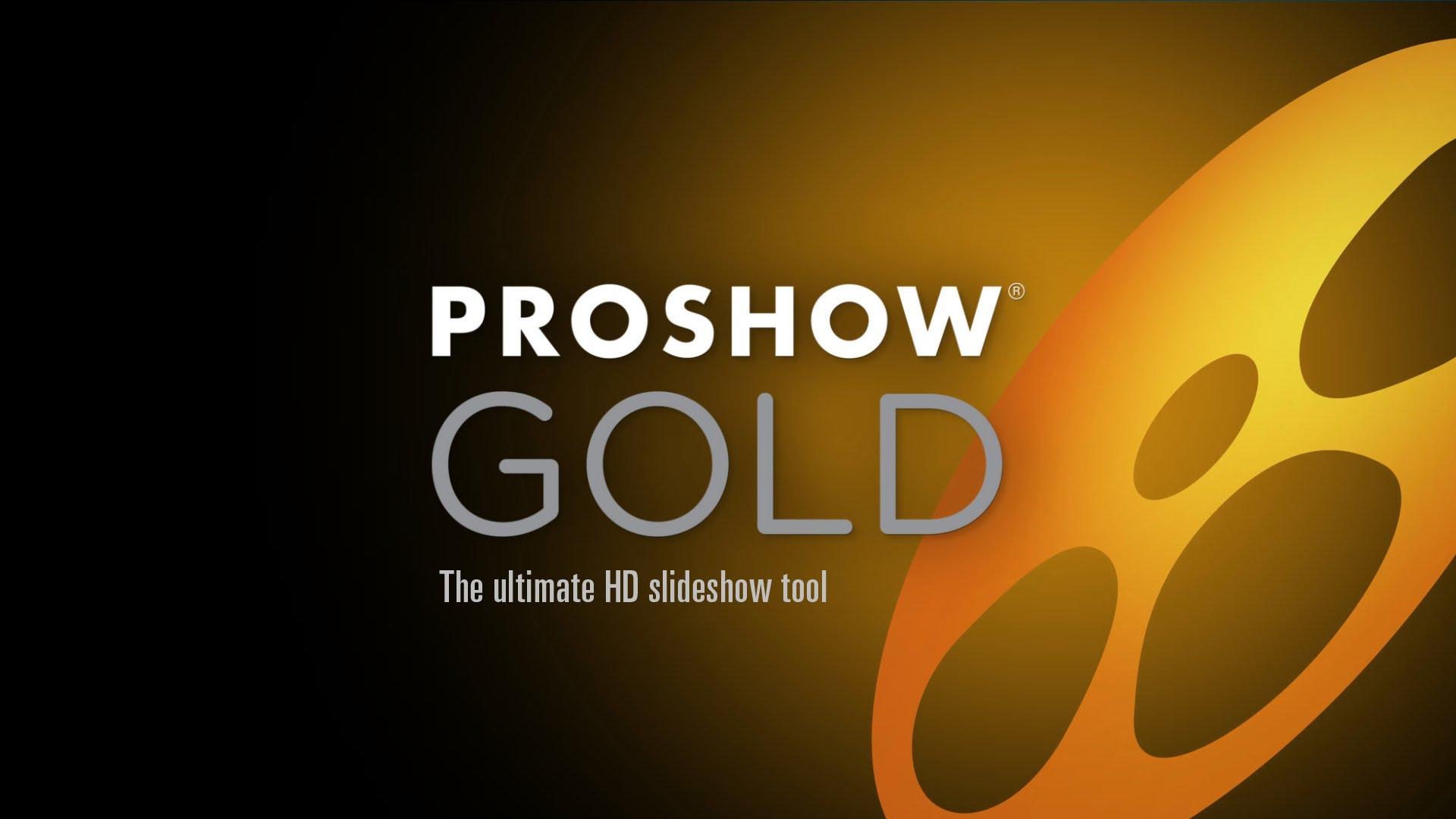 Photodex Proshow Gold 9 Crack Free Download