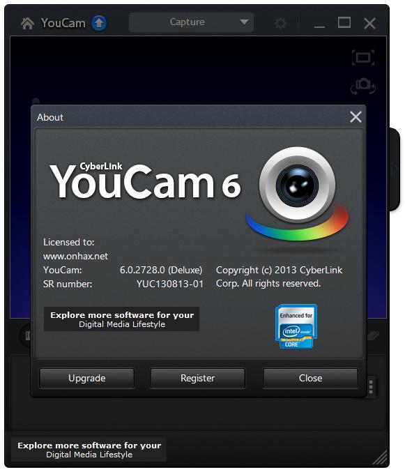 Cyberlink YouCam 6 Deluxe Crack Free Download