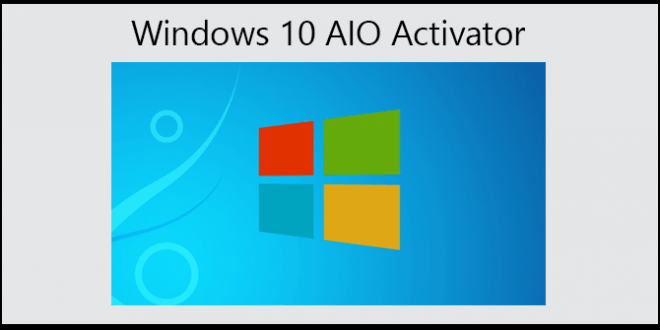 Windows 10 Loader by DAZ Complete Activator
