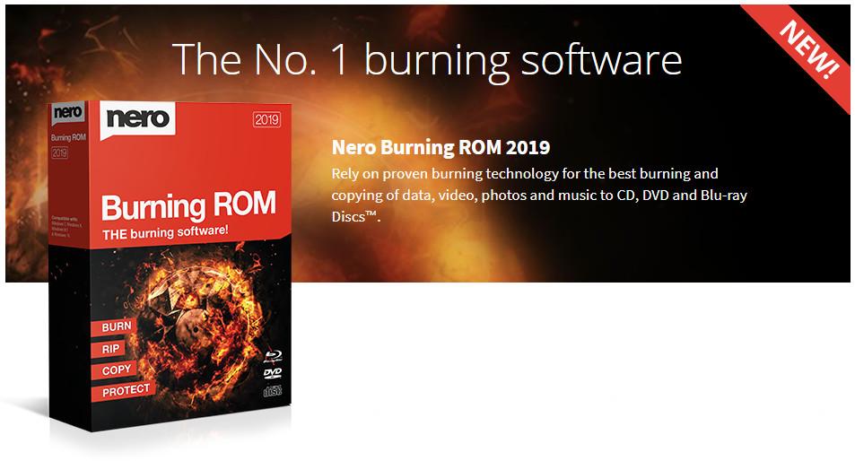 nero burning 2019