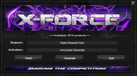 AutoDesk AutoCAD 2016 Keygen Free Download